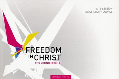 Freedom in Christ for Young People, workbook, 11-14 5 Pack  -     By: Neil T. Anderson, Steve Goss