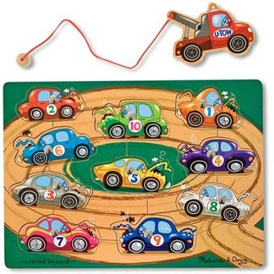 Towing Game  -     By: Melissa & Doug