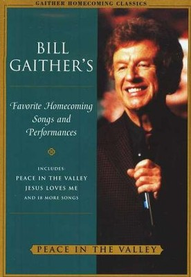 Gaither Homecoming Classics, Volume 4, DVD   -     By: Bill Gaither, Gloria Gaither, Homecoming Friends