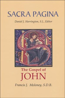The Gospel of John: Sacra Pagina   -     By: Francis J. Moloney