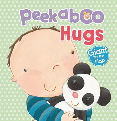 Peekaboo Hugs  -     By: Claire Freedman