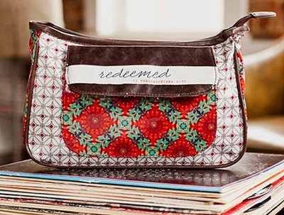Redeemed Make-Up Bag   -