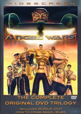 Angel Wars DVD Boxed Set   -