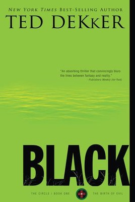Black - eBook  -     By: Ted Dekker