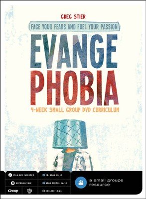 Evange Phobia: Face Your Fears and Fuel Your Passion--DVD Curriculum  -     By: Greg Stier