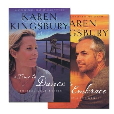 Timeless Love Series, 2 Vols.   -     By: Karen Kingsbury