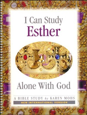 I Can Study Esther Alone With God (NIV Version)   -