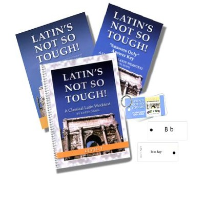 Latin's Not So Tough! Level 1 Short Workbook Set   -