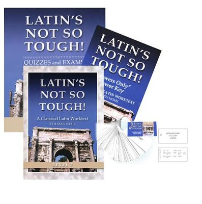 Latin's Not So Tough! Level 5 Short Workbook Set   -