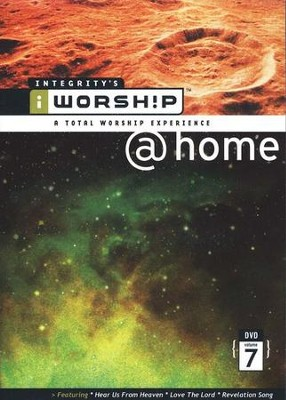 iWorship @ Home DVD, Volume 7  -