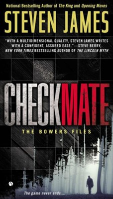 Checkmate, Patrick Bowers Series #7   -     By: Steven James