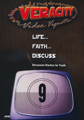 Veracity Video Vignettes DVD, Volume 9: Life, Faith . . . Discuss  -