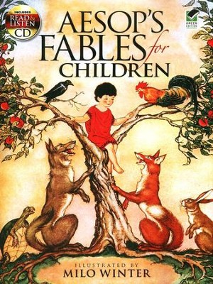 Aesop's Fables for Children  -     By: Milo Winter