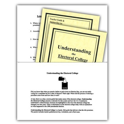 Understanding the Electoral College: A Basic Guide to the Electoral College  -     By: Laura Petrisin