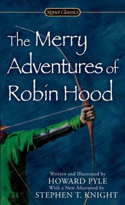 The Merry Adventures of Robin Hood - eBook  -     By: Howard Pyle