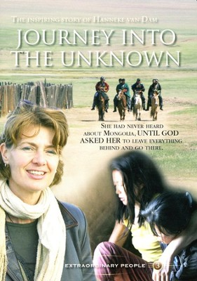 Journey Into the Unknown, DVD   -
