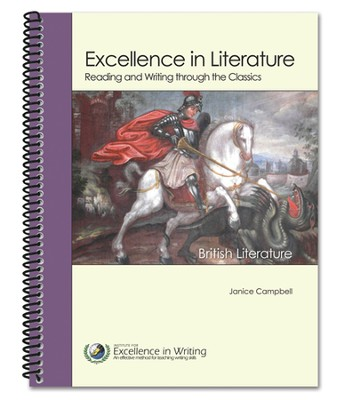 British Literature: Excellence in Literature--Reading and Writing Through the Classics  -     By: Janice Campbell