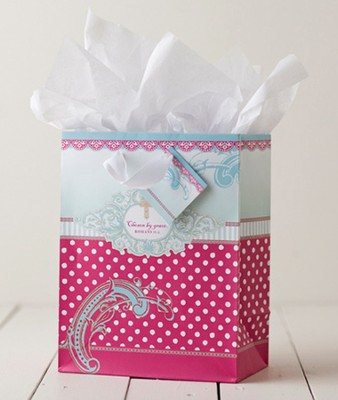So True Polka Dot Gift Bag, Medium  -