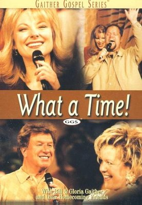 What a Time, DVD   -