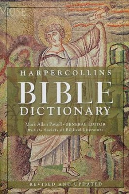 HarperCollins Bible Dictionary - Revised & Updated  -     By: Mark Allan Powell