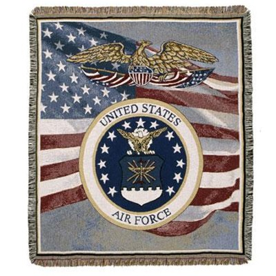 United States Air Force Throw   -