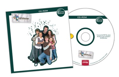 FaithWeaver Director Manual CD-Rom, Fall 2013   -