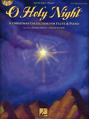 O Holy Night-A Christmas Collection for Flute & Piano   -