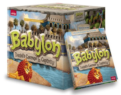 Babylon--VBS Ultimate Starter Kit, 2012   -