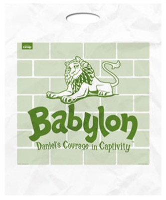 Babylon Tribe Totes, Package of 10  -
