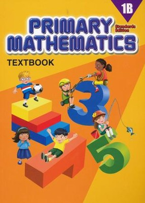 Primary Mathematics Textbook 1B (Standards Edition)   -