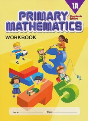 Primary Mathematics Workbook 1A (Standards Edition)   -