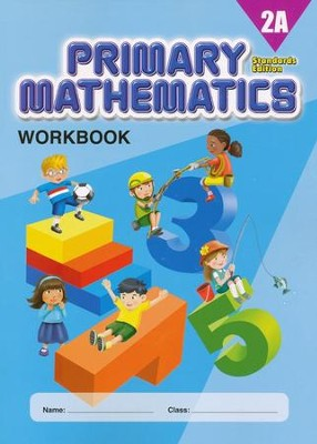Primary Mathematics Workbook 2A (Standards Edition)   -