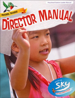 Preschool Treehouse Director Manual - Slightly Imperfect  -