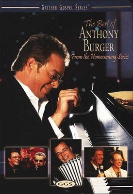 The Best of Anthony Burger DVD  -     By: Anthony Burger