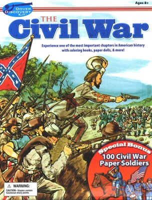 The Civil War Discovery Kit  -