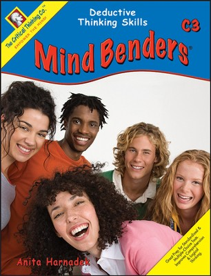 Mind Benders Gr 9-12 Book C3   -     By: Anita Harnadek