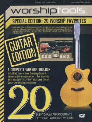 Worship Tools: Guitar   -