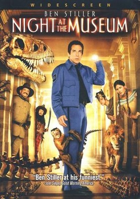 Night at the Museum, DVD   -