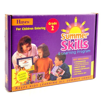Summer Skills for Children Entering Grade 2   -
