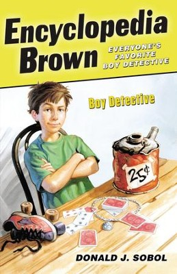 Encyclopedia Brown, Boy Detective - eBook  -     By: Donald J. Sobol