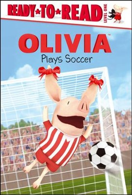 Olivia Plays Soccer  -     By: Tina Gallo     Illustrated By: Jared Osterhold