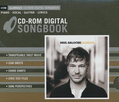 Glorious (Digital Songbook)   -     By: Paul Baloche