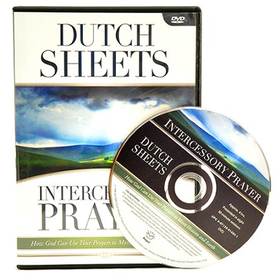 Intercessory Prayer DVD  -     By: Dutch Sheets
