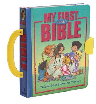 My First Handy Bible   -     By: Cecilie Olesen