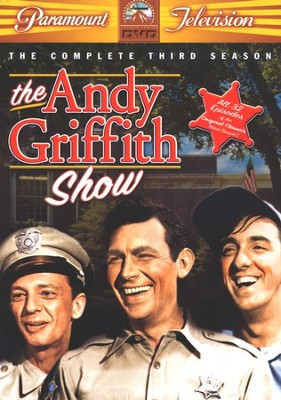 Andy Griffith Show, Season 3 DVD Set   -