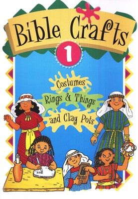 Bible Crafts #1: Bible Times   -     By: Neva Hickerson     Illustrated By: Chizuko Yasuda