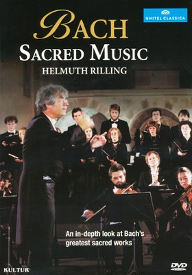 Bach: Sacred Music-Helmuth Rilling   -     By: Helmuth Rilling