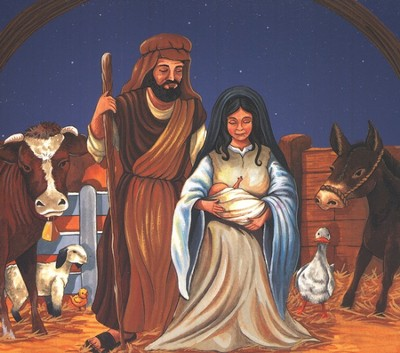 A Stable in Bethlehem    -     By: Juliet David