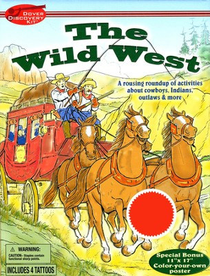 Wild West Discovery Kit  -