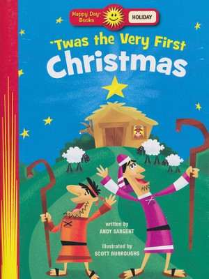 'Twas the Very First Christmas  -     By: Andy Sargent